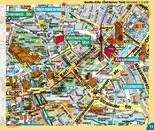 Pharus-Plan ATLAS Berlin (Ringbindung) - mit Wanderwegen durch Berlin City Ost in 1 : 8.000