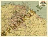 Pharus-Plan Edinburgh 1912 Gesamtplan