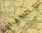 Pharus-Plan Edinburgh 1912 Ausschnitt Duddingston