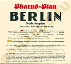 Pharus-Plan Berlin 1940 Legende