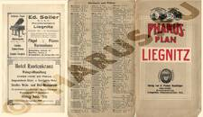 Pharus-Plan Liegnitz 1912