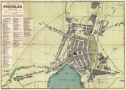 Pharus – Pharus Historischer Stadtplan Prenzlau 1931