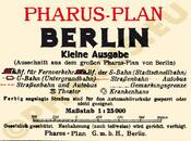 Pharus-Plan Berlin 1932 Legende