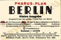 Pharus-Plan Berlin 1941 Legende