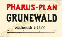 Pharus-Plan Berlin 1911 Legende