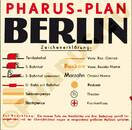 Pharus-Plan Berlin 1952 Legende