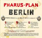 Pharus-Plan Berlin 1910 Legende