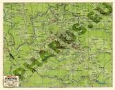 Pharus-Plan Remscheid 1925