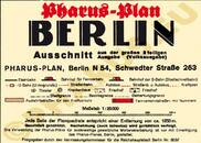 Pharus-Plan Berlin 1937 Legende