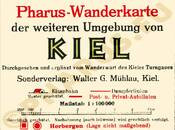 Pharus-Plan Kiel 1934 Legende