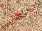 Pharus-Plan Birmingham 1913 Ausschnitt New Street Station