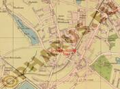 Pharus-Plan Birmingham 1913 Ausschnitt Gravelly Hill Station
