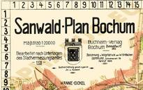 Pharus-Plan Bochum 1928 Legende