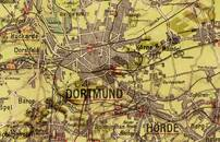 Pharus-Plan Dortmund 1924