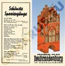Pharus-Plan Neubrandenburg 1938 Titel