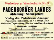 Pharus-Plan Paderborn 1930 Legende