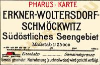 Pharus-Plan Berlin 1921 Legende