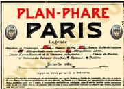 Pharus-Plan Paris 1912 Legende