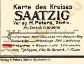 Pharus-Plan Saatzig 1925, Stargard Legende