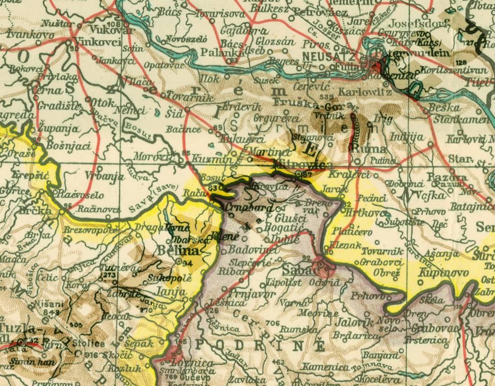 serbien mazedonien