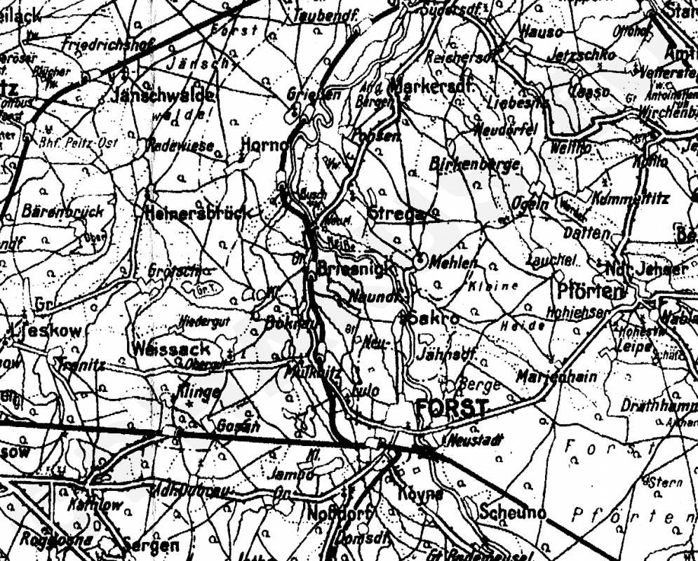 München Karte Schwarz Weiß.Pharus Pharus Historischer Stadtplan Brandenburg 1945